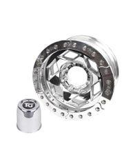 """17"""" Aluminum Creeper Lock Beadlock Wheel 8 X 170mm"""