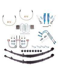All-Pro APEX Suspension Kit with Comp Adj. King Shocks