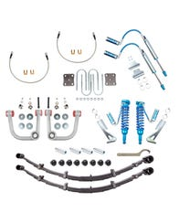 All-Pro APEX Suspension kit with King Shocks