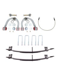 1995-2004 Toyota Tacoma All-Pro Suspension Kit with Add-a-Leafs