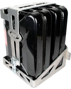 All-Pro Off-Road Aluminum Jerry Can Holder