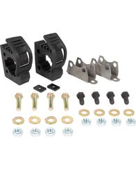Quick Fist Clamps and Mounting Kit