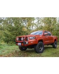 ARB 2016-On Toyota Tacoma Front Summit Bar Kit Integrit (3423160K)