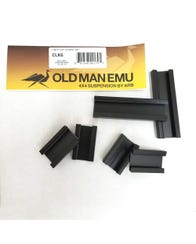 OME CLK6 Leaf Spring Clip Liner Kit, use two to service one springs