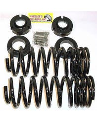 """2.5"""" Complete Lift Kit with Heavy Duty Rear Coils for 1996-2002 4Runner"""