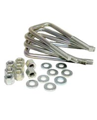 Wheeler's Leaf Spring U-bolts for Tacoma Tundra and Other Applications