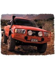 ARB 3423040 96-04 Tacoma, 96-02 4Runner Bullbar Bumper, Integrit Finish