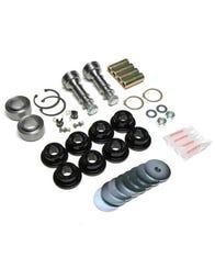Camburg Uni-Ball 1.00 UCA Misc Suspension Parts & Hardware Kit for 1996-2002 4Runner,95-04 Tacoma