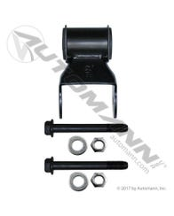 AUTOMANN INDIVIDUAL LEAF SPRING SHACKLE KIT, STOCK HEIGHT FOR 2005-2015 TOYOTA TACOMA (TS010)