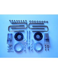 """3"""" FRONT / 1.25"""" REAR SPLIT SPACER LIFT SYSTEM FOR 2016+ TACOMA 4X4 AND PRERUNNER (427)"""