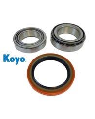 Japanese Koyo Toyota Front Wheel Bearing Kit (2 Bearings, 2 Races,1 Seal)
