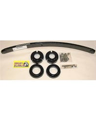 """2-1/2"""" Daystar Lift Kit with Wheeler's Add-A-Leaf for 1999-2006 Tundra"""